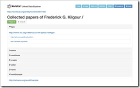 WorldCat Works Linked Data – Some Answers To Early Questions